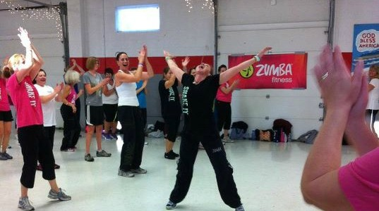 ZUMBATHON® for Holly
