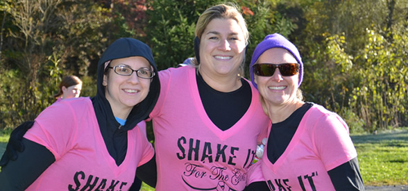 Women's Classic 5K - Beautiful Smiles to Match the Day