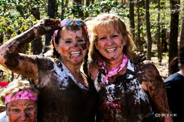 Dirty Girl Mud Run 2013